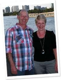 Arthur and Joane Kramp Mount Evelyn